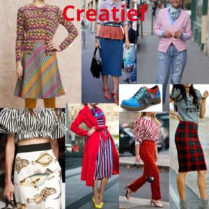 creatieve stijl